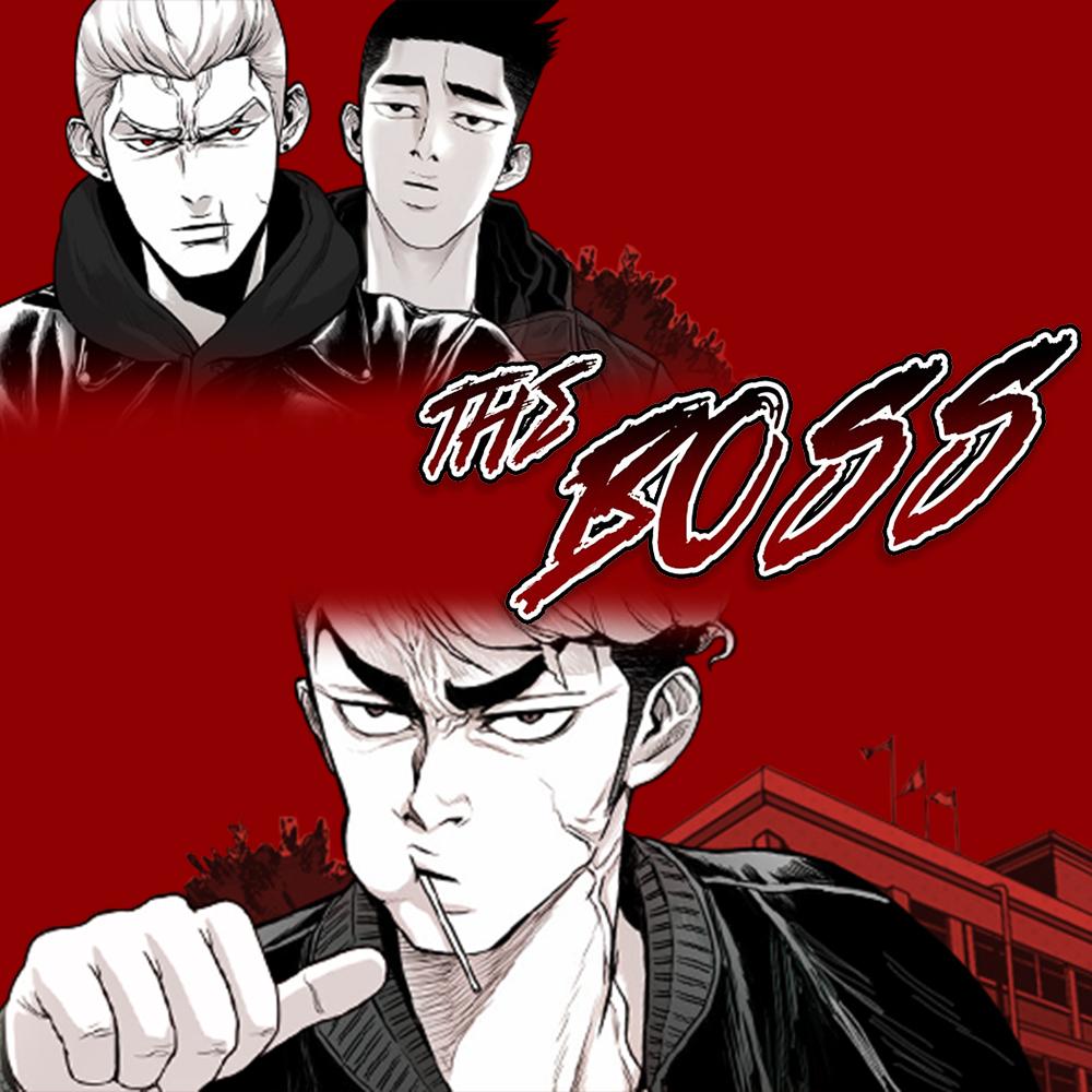 The Boss Komunitas Indonesian Webtoon Fandom