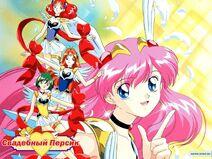 Wedding Peach- Legend of the Love Angel