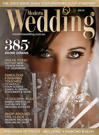 Modern wedding magazine 2
