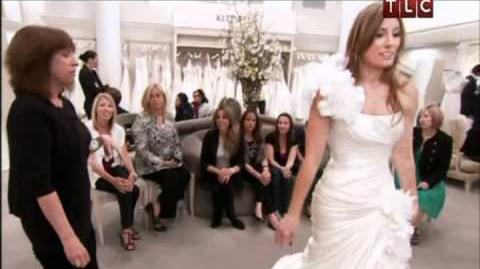 SAY YES TO THE DRESS Season 5 - The Entourage (full episode)