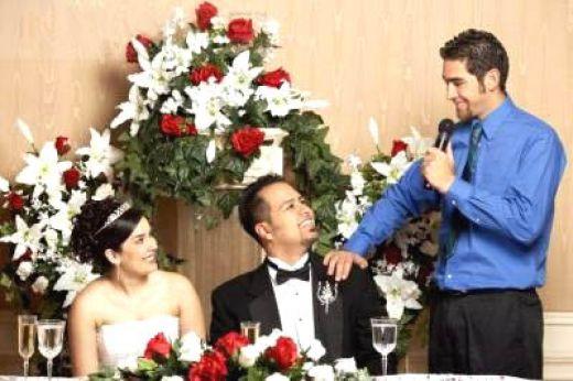 Examples Of Wedding Speeches The Everything Wedding Wiki Fandom