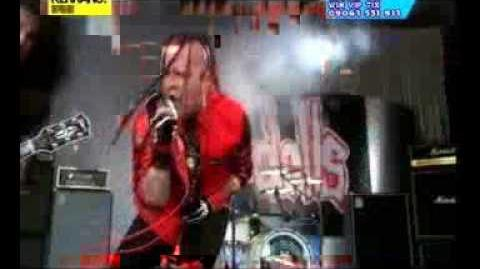 Murderdolls White Wedding