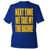 Timemachine-shirt