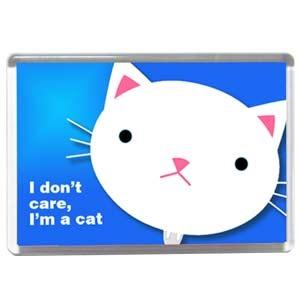 File:Cat Face Fridge Magnet.jpg