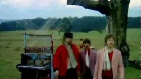 The Beatles Strawberry Fields Forever (2011 Stereo Remaster) HD