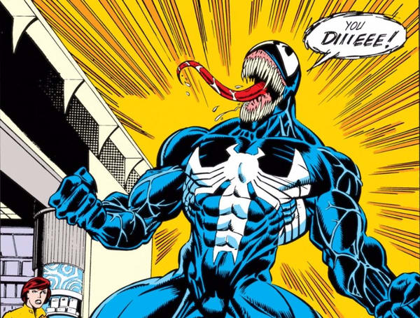 scream symbiote dies