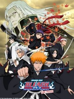 Bleach memories cover