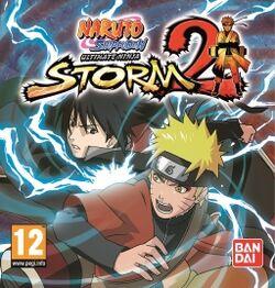 Naruto Shippuden UNS 2 Box Art