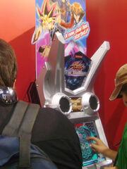 Duel Terminal arcade game