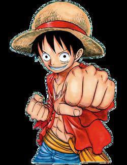 Luffy Profile