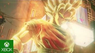 Jump Force Announcement Trailer