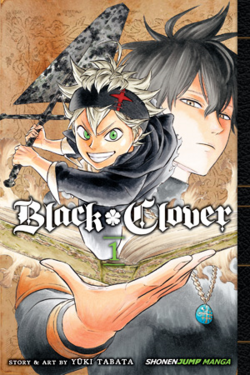 Black Clover ESJ Volume 1