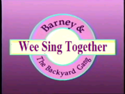 Wee Sing Together (1991-1992)