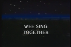 Wee Sing Together (1985) Title Card