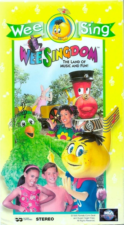 Wee Sing The Best Christmas Ever Vhs.Wee Singdom The Land Of Music And Fun Wee Sing Wiki