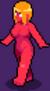 Red Dress Girl 3