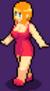 Red Dress Girl 1