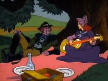 Tex Hex and Ursula BraveStarr-Tex's Terrible Night