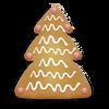 Plätzchen Weihnachtsbaum