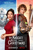The Knight before Christmas Film Cover