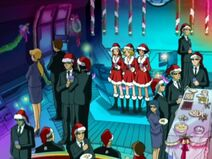 WHOOHP Christmas Party Totally Spies (Season3Episode14)
