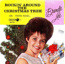 Brenda lee-rockin around the christmas tree s