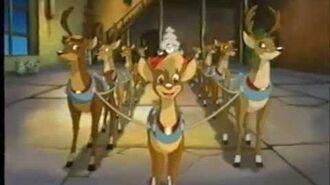 Rudolph mit der roten Nase - Trailer (1998)