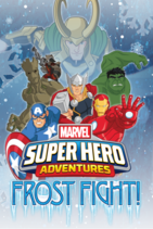 Marvel Super Hero Adventures - Frost Fight cover
