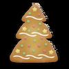 Plätzchen Weihnachtsbaum 2