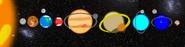 Sun planetary system