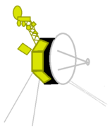 Voyager 1 body