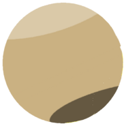 Ringless Saturn Body