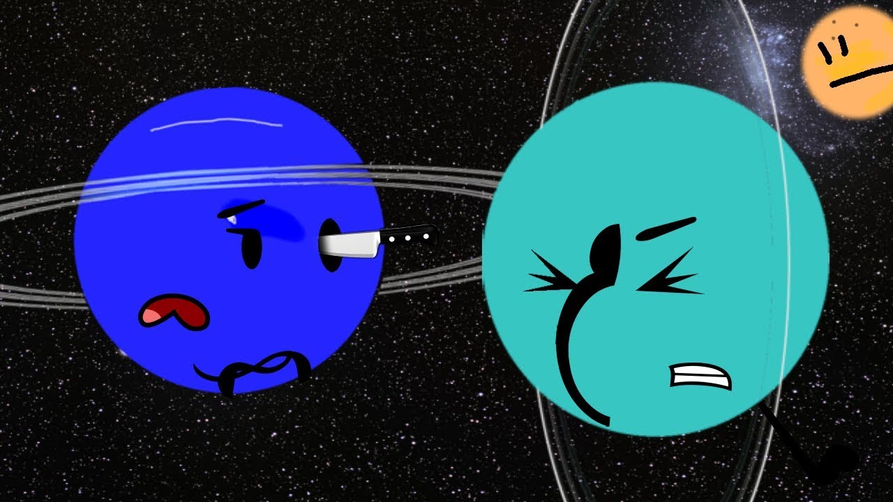 Uranus + Neptune , Oh PollocksFan Feed
