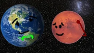 Mars x Earth