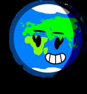 Earthnewposeyayimhappy