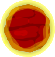 VY Canis Majoris body