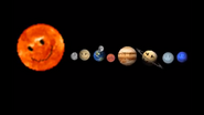 I now have a deviantart solar system