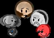 Main dwarf planets