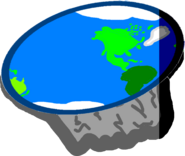 People are stupid if they thought that the Earth is flat