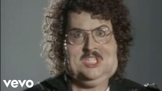 """""""Weird Al"""" Yankovic - Fat (Official Music Video)"""