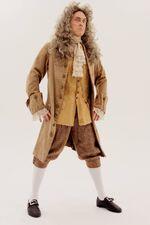 Weird Al as Issac Newton