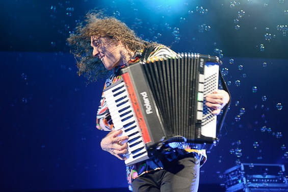 File:Weird al at the family arena.jpeg