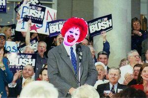 George Bush 2000