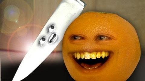 Annoying Orange - No More Mr. Knife Guy