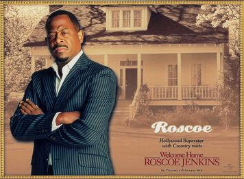 Roscoe Jenkins Welcome Home Roscoe Jenkins Wiki Fandom Powered