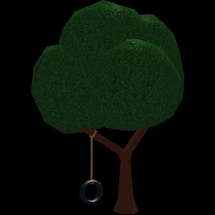 Large Organic Tree With Swing Welcome To Bloxburg Wikia Fandom