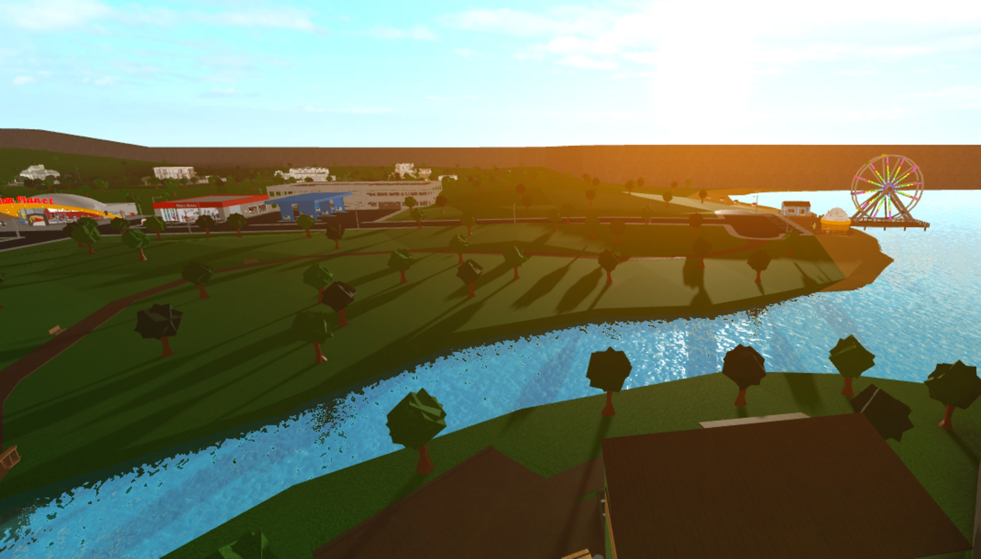 Huge Bloxburg Map Update New Cars Locations Roblox Discuss Everything About Welcome To Bloxburg Wikia Fandom