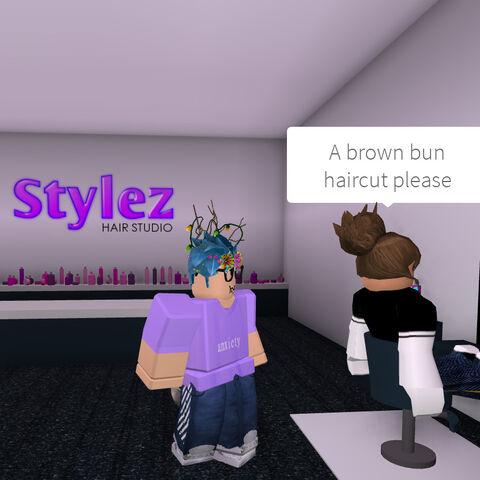Stylez Hair Studio Welcome To Bloxburg Wikia Fandom
