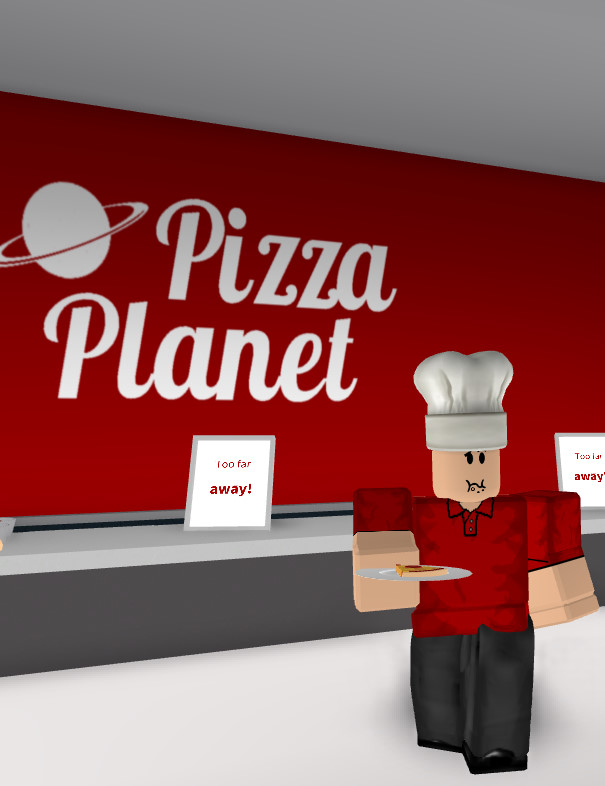 Pizza Baker Welcome To Bloxburg Wikia Fandom