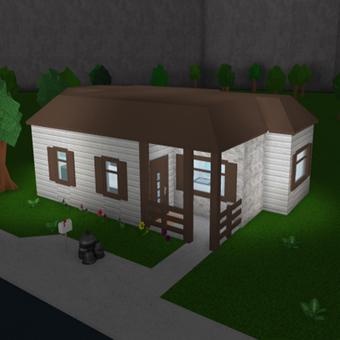 House Welcome To Bloxburg Wikia Fandom
